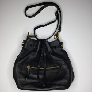 Fossil Bucket Bag